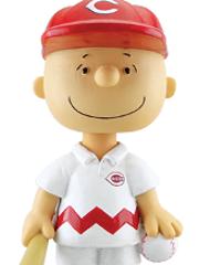 Charlie Brown bobblehead