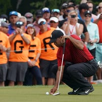 Counting the days until Tiger Woods returns to the Masters