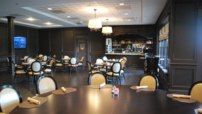 The Haas Grill is among facilities recently updated at Greer's Thornblade Club.