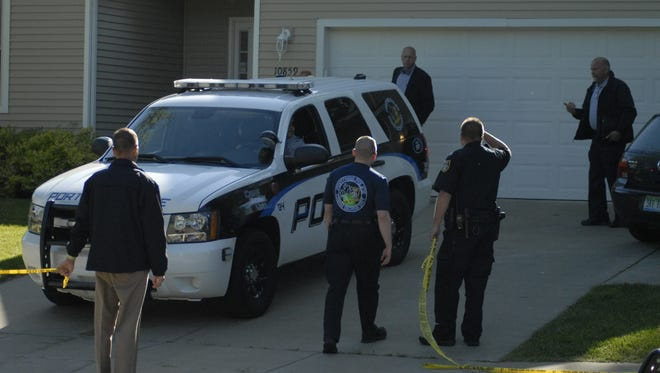 Pennsylvania State Police continued its investigation into Thursday's murder-suicide in Tunkhannock, Pa.