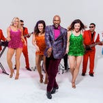 Broadway award-winning actor Eric Jordan Young just finished a run of more than 2,000 performances of Vegas! The Show this spring, and he's back on the Strip with his very own production, Shakin'.