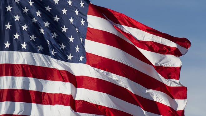 In 1949, Congress adopted an act officially designating June 14 as Flag Day.