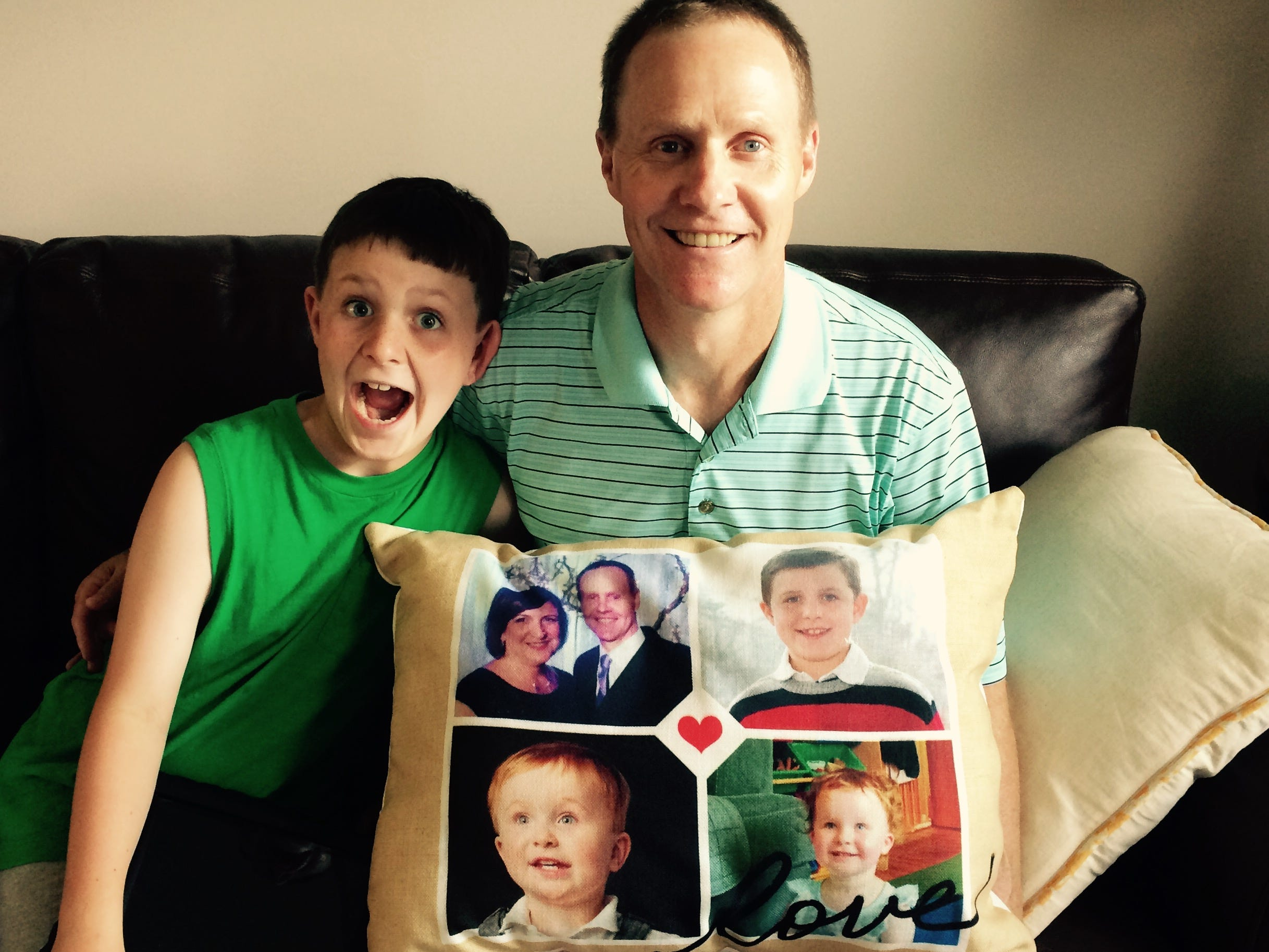 Heart Transplants Passed from Father to Son picture