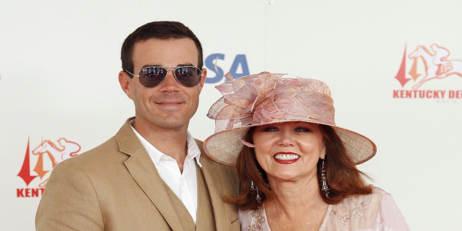 Nbc Tv Personality Carson Daly S Mom Pattie Daly Caruso Dies