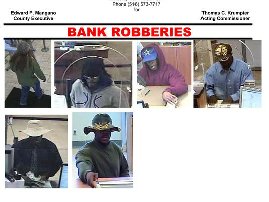 Bank Robber Hats