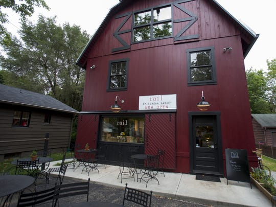 Fresh, local and refined describe meals at Rail Epicurean
