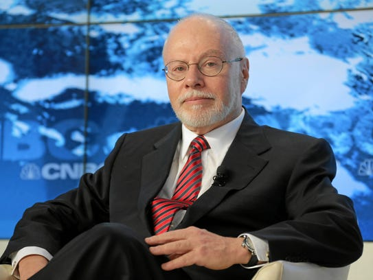 Paul Singer, the billionaire CEO of Elliott Management,