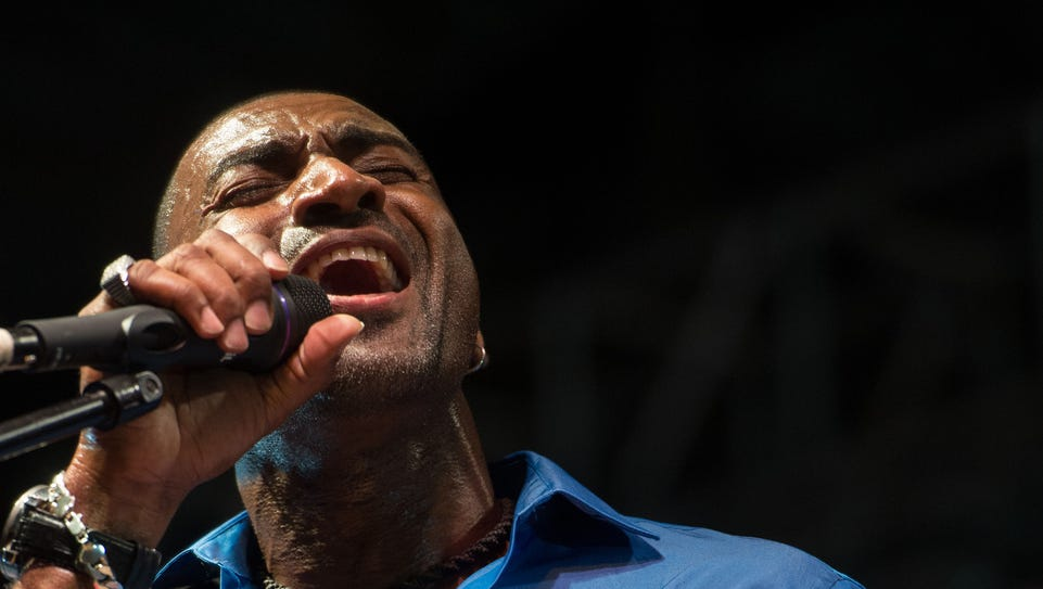 Curley Taylor brings zydeco, soul, reggae and more
