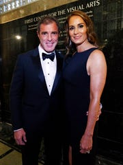 Billy and Jennifer Frist are seen at the Frist Gala