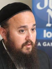 East Ramapo Board of Education President Yehuda Weissmandl