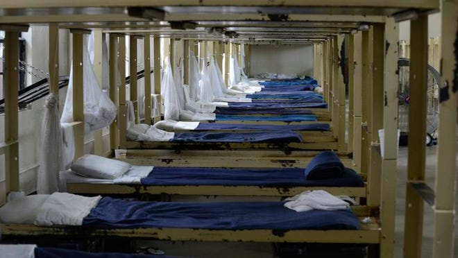 There were 702 prisoners at Tutwiler Prison for Women at the end of November. The facility is designed to accommodate 422.