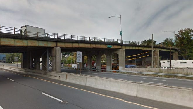 The Ashford Avenue Bridge is undergoing reconstruction starting this week.