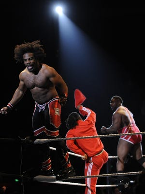 The New Day have been on a roll recently.