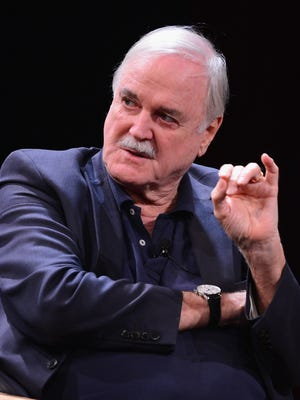 Monty Python co-founder and British comedy star John Cleese is coming to the Weidner Center on Jan. 23.