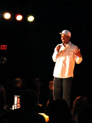 Keith Terry will bring stories of his family and will possibly also talk about what's going on in Jackson during his comedy routine on Saturday at South Street Comedy Club.