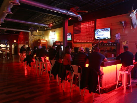 Legendary Tipsy Tiger in East El Paso is one of the
