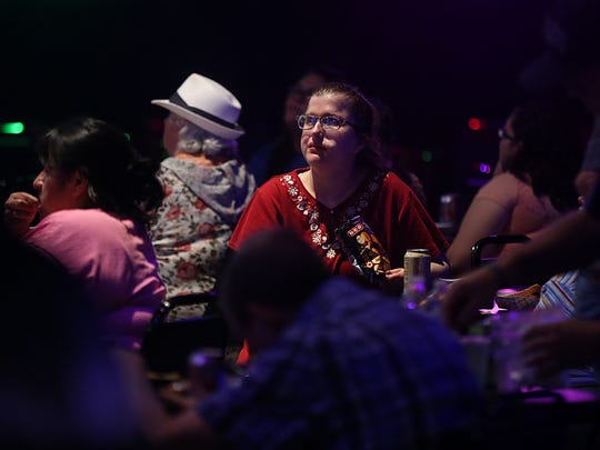 """""""A Night To Shine"""" prom for those with special needs will be held Friday in Bellville, one of 600 such proms nationwide, such as this one held last year in Texas, sponsored by the Tim Tebow Foundation."""