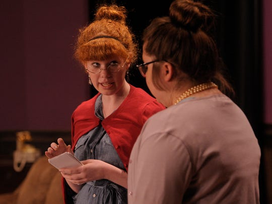 Tulare Union Drama Department presents 'Larceny and Old Lace.'