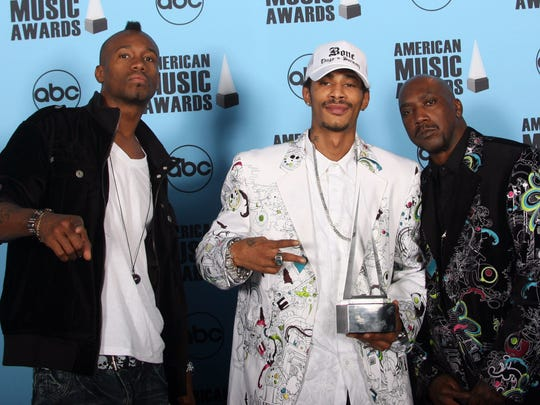 Bone Thugs-N-Harmony will perform on Feb. 20 at the Vogue.