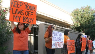 The Supreme Court blocked enforcement of a Texas anti-abortion law Monday.