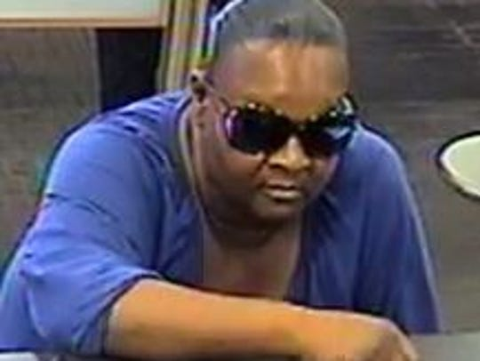 """The FBI has nicknamed this woman the """"SOS Bandit"""" because"""