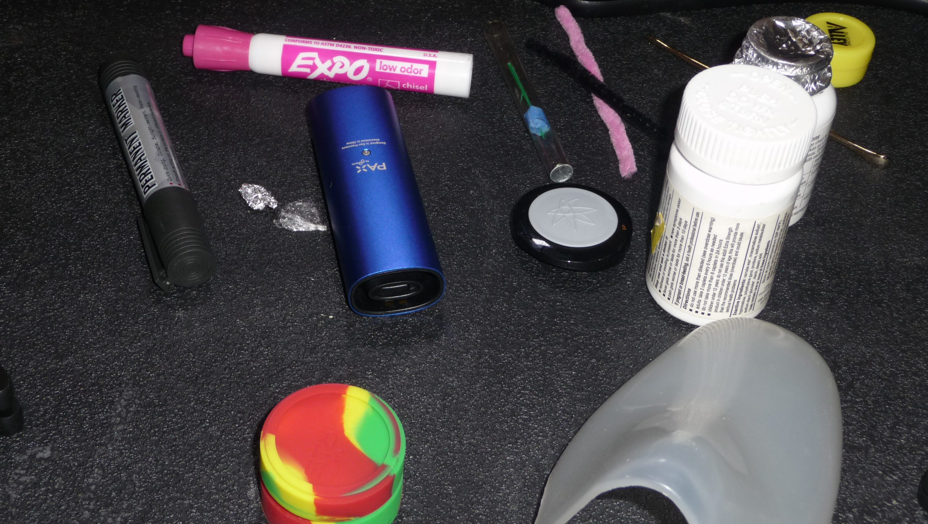 Teens hide drugs in plain sight, Hawthorne parents told