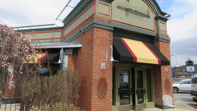 Signs have been removed and the doors have closed at the Pizzeria Uno location in Vestal on April 30, 2018