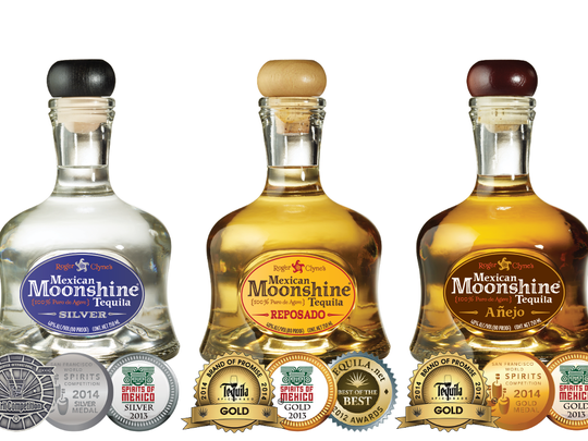 Mexican Moonshine Tequila is the creation of Valley