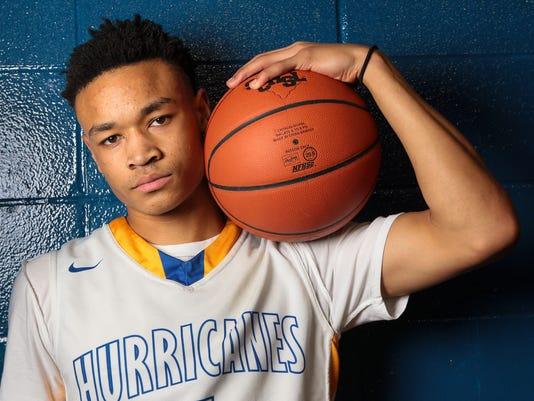 Trey McGowens boys basketball POY