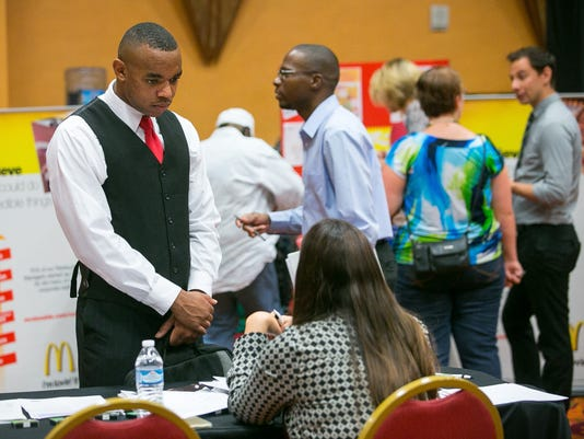 Glendale job fair
