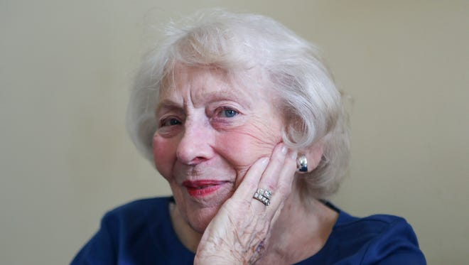 Katherine Nally, 88, is finally finishing her bachelors degree from Cambellsville University after starting it decades earlier. She had to leave school the first time to raise a family; the seance time to take care of her ailing husband and sisters. She's a beloved mother and grandmother. May 7, 2018