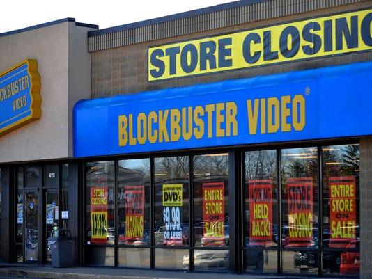 AP Dish Blockbuster Store Closings