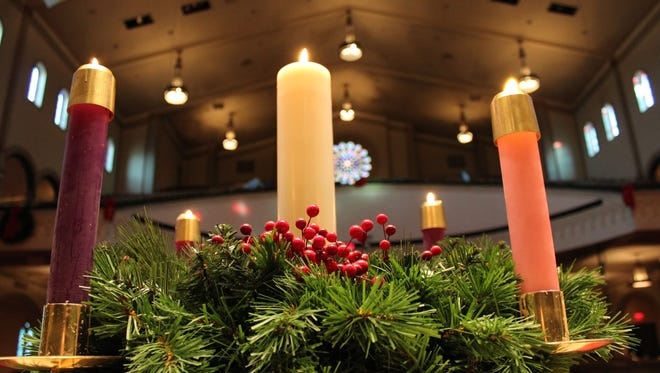 Pastor Gill writes about how he is preparing for the Advent season.