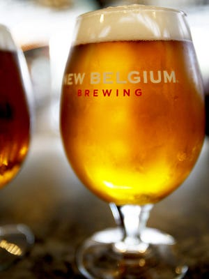 New Belgium is among the breweries lending support to MANNA FoodBank in July.