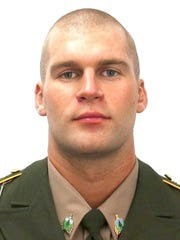 Trooper Kyle Young of Monkton, originally from Watertown, N.Y., collapsed during training at the Ethan Allen Firing Range in Jericho and was rushed to the UVM Medical Center, where he was pronounced dead Sept. 17, 2015.