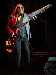 Tom Petty and the Heartbreakers performed at Mountain