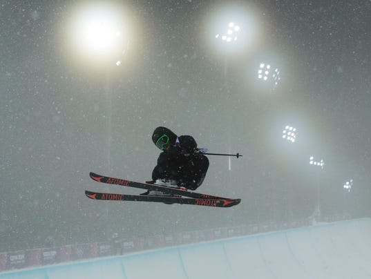 AP SOCHI OLYMPICS FREESTYLE SKIING MEN S OLY FRE RUS