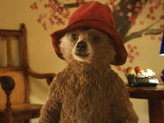 """The title character in """"Paddington."""""""