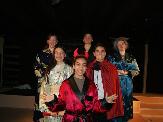 'Mulan' takes stage at Murfreesboro Little Theatre