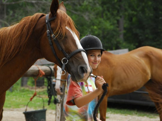 Equestrian camp at the JCC