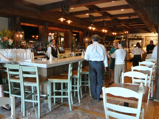 Visit Osteria Tulia in Naples to help raise funds for
