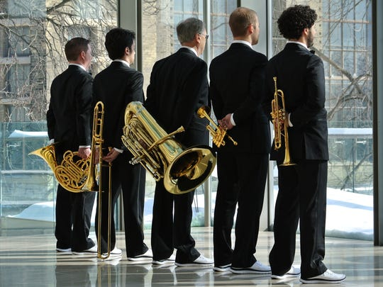 Canadian Brass to perform at First Methodist Church