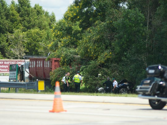 A 20-year-old FGCU student from Gainesville died in a Tuesday afternoon crash in south Fort Myers. Ryan Christopher Wendler was killed when his blue Nissan was rear-ended at the intersection of  Michael G. Rippe Parkway and Briarcliff Road.