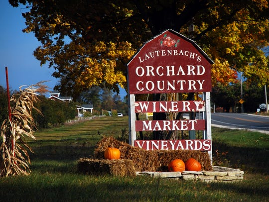 Orchard Country Winery & Market has pick-your-own apples