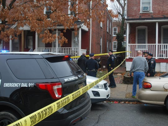 Wilmington police are investigating the death of a 33-year-old man in the city Sunday.