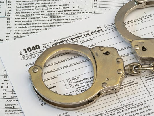 Tax Fraud or Slave to Taxes