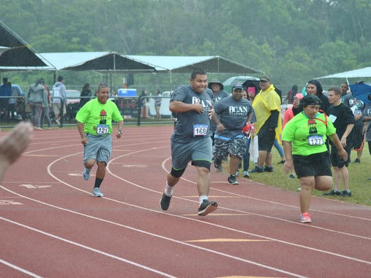 The 41st Annual Special Olympics Track and Field Games