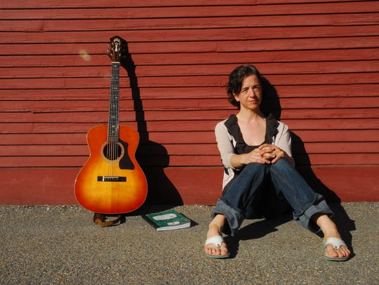 """Clare Byrne celebrates her new three-song CD, """"Seed,"""""""