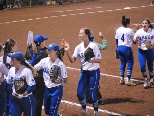 UWF Argos softball