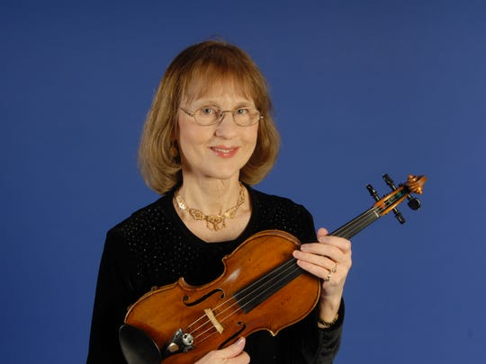 Associate concertmaster emeritus Anne de Vroome Kamerling has been a Milwaukee Symphony violinist since 1973,